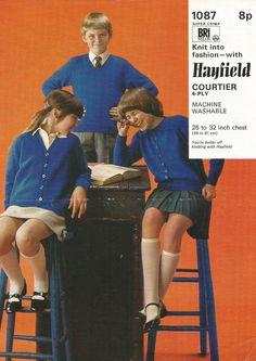 Instant Download  PDF Vintage Hatfield by CharliegirlCrafts4U