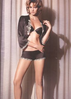 #Offshore Ltd. #Brand Ambassador is German Top Model #Caroline Clery