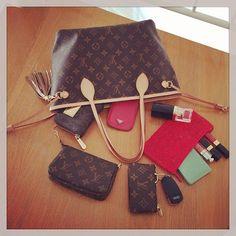 Celebrity Style   Cheap Louis Vuitton Handbags For Women Fashion, Discount LV Bags Outlet! #LouisVuittonHandbags