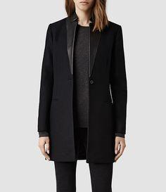 "ALLSAINTS: Women's Coats & Jackets - Shop AllSaints Style Online  #HappyHAULidays  ""I want to win a shopping spree @LVCosmopolitan"