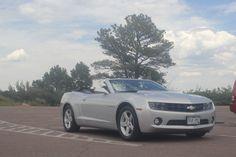 My Camaro in Colorado Springs