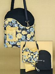 Tech Cover Sewing Patterns - Tina's Tech Tote Trio Sewing Pattern