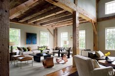 Converted Barns Renovating Inspiration Photos | Architectural Digest