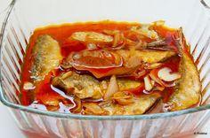 Jurelitos (chichcarro) en escabeche - La Cocina de Frabisa La Cocina de Frabisa