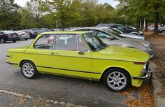 BMW 2002 (1968-1976)
