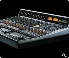 I really want this SSL Matrix Console in my studio now! Multitrack Recording, Recording Equipment, Recording Studio, Studio Equipment, Studio Gear, Logic Music, Sound Studio, Studio Furniture, Music Production