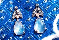 gold diamond and white rainbow earrings White Rainbow, Pendant Necklace, Jewellery, Diamond, Earrings, Gold, Ear Rings, Jewels, Stud Earrings