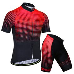 SIILENYOND Vandalin 100% Polyester MTB Bike Clothing Racing Bicycle Clothes  Maillot Ropa Ciclismo Mans Cycling 112f3291a