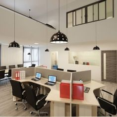 Leading office renovation contractor and preferred office interior design firm in Singapore Modern Office Design, Office Interior Design, Best Interior, Office Interiors, Interior Design Singapore, Interior Design Companies, Office Set, Cool Office, Commercial Furniture