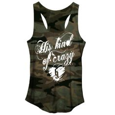 dee34eaf20357f Ladies Camo Tank More Brantley Gilbert Shirts