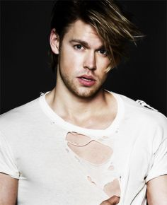 Rough Day....Chord Overstreet Holy Hot! - inspiration for Nic