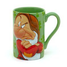 Grumpy Slogan Mug