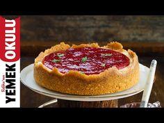 Efsane Hamburgerin  Efsane Ekmeği   Burak'ın Ekmek Teknesi - YouTube Pressure Cooker Cheesecake, Red Velvet Cheesecake, Cheesecake Recipes, Healthy Desserts, Cheesecakes, Pie, Food, Youtube, Health Desserts
