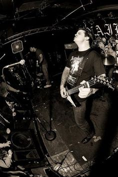 Nails started as a 3-piece hardcore band form California, until the inclusion of Andrew Saba (formerly of Bad Seed and Harm's Way). Formed b...