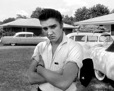 Our Elvis doesn't appear very happy here!! :(