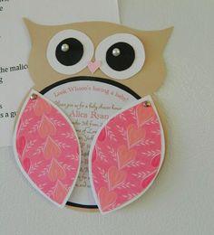 Handmade Invite