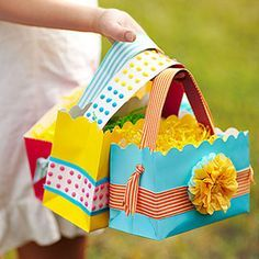 Make your own easter basket card ideas pinterest easter cute homemade easter negle Images