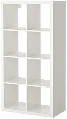 Ikea Kallax Bookcase Shelving Unit