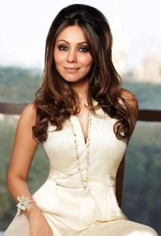 Gauri Chibber | DOB: 8-Oct-1970 | New Delhi | Occupation: Producer, Interior Designer | #birthday #october #cinema #movies #cineresearch #infotainment #entertainment #fashion #GauriKhan