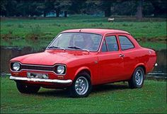 ford-escort-mk1. My second company car . I had a series of Escorts before we changed to Avengers