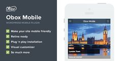 This Deals Obox Mobile - WordPress Mobile Pluginso please read the important details before your purchasing anyway here is the best buy
