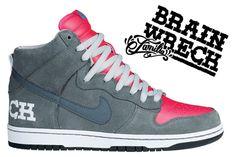 new concept 7bd9c 66645 Zapatillas, Nike Sb Dunk, Zapatos Altos, Bombeado A Patadas, Zapatos Pump