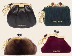 Miu-miu mini bags