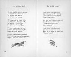 école : références: Les plus beaux poèmes de Maurice Carême (1985) Images, Bullet Journal, Learn French, Poems Beautiful, Laughing