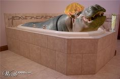 Chop A Hippo - Worth1000 Contests: Bathing Beauty