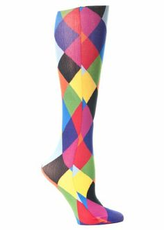 Celeste Stein Therapeutic Compression Socks, Mini Harlequin, 8-15 mmhg, .6 Ounce Celeste Stein,http://www.amazon.com/dp/B00CPO4SOI/ref=cm_sw_r_pi_dp_164Htb1AE31SHEV3