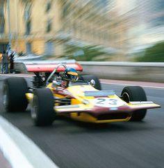 Ronnie Peterson - March Ford-Cosworth - Monaco 1970