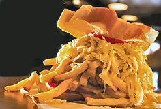"Primanti Brothers Restaurant: ""Almost Famous"" Primanti Brother's Sandwich"