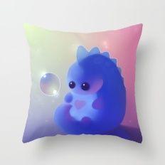 Lovu Dino Throw Pillow