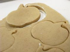 Perfect fall cookie: Brown Sugar and Spice Cut-out Cookies. I used a circular cutter instead of pumpkin and did not decorate them. Super easy and very delicious! Tastes like fall.