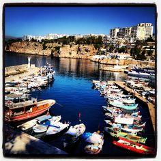 Yat limanı,Antalya