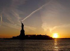#lady liberty #NYC