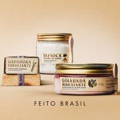 A Feito Brasil resgata o que de melhor há na biodiversidade brasileira e transforma em cosméticos sustentáveis e veganos, feitos em processo artesanal. Cada esfoliante, espuma de banho, hidratante e demais produtos têm em sua formulação ingredientes naturais e atóxicos, que garantem o bem estar do seu corpo promovendo também o bem estar do planeta. Ficaram curiosos? Então venham conhecer na #BemgloOscarFreire, 1105. . . . #bemglo #feitobrasil #gloriapires #saude #corpo #cosmetologia… Money Clip, Exfoliating Scrub, Healthy Life, Bathing, Aromatherapy, Moisturizer, Vegans
