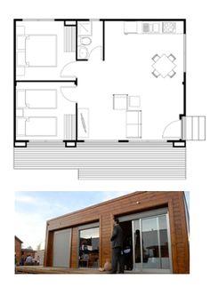 La idea de vivir en una casa de excelencia es posible en unaconstrucciónen madera, este tipo de construcciones prestan todas las satisfa...