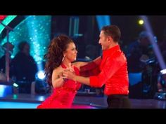 Dani Harmer & Vincent dance to 'Mama Do The Hump' - Strictly Come Dancing 2012 - Week 2 - BBC One