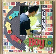 Boy - Scrapbook.com