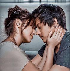 Cute Couples Goals, Couple Goals, Filipino, Kathryn Bernardo Outfits, Prenuptial Photoshoot, Manila, Filipina Actress, Daniel Padilla, Cute Love Gif
