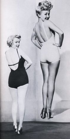 Marilyn and Betty.