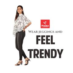#Women can project their style in a wonderful manner in the broad daylight when they wear classic #casual outfits like Prisma's #Jeggings JKT along with tees, tops and other matching t-shirts. Stitched aesthetically using quality materials and fabric Jeggings JKT is a worth wearing for all functions. #prismagirl #StayHome #StaySafe #COVID19  #brandprisma #womenswear #prismajeggings #caprijeggings #capri #comfortwear #livafluid #premiumquality #trend #style #vogue #fashion #ootd #outfit…