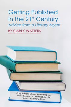 Carly Watters, Literary Agent   On queries, submissions, clients, conferences and the publishing industry.