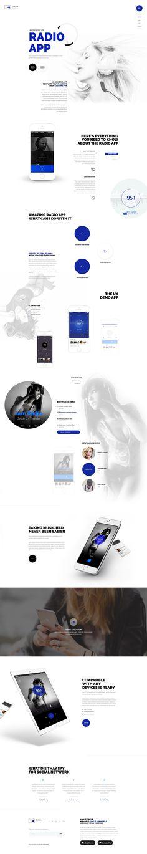 Simple & Trendy Website Designs