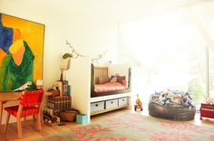 lovely baby room.