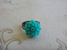 turquoise, so pretty!
