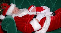 #baby #asleep on #santaclaus at #xmas #Santaclauspictures http://www.fatherchristmasletters.co.uk/letter-from-santa.asp