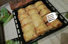 Bolognai húsos palacsinta | Kollár Jennifer receptje - Cookpad receptek