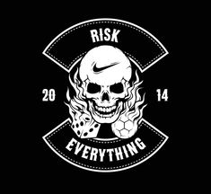 "Nike Football ""Risk Everything"" by ILOVEDUST, via Behance"